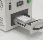 磁気データ消去装置メディアセット